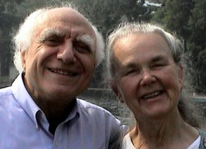 Albert Pesso and his wife use in article!